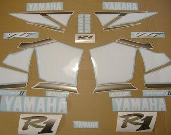 PEGATINA YAMAHA YZF R1 CHALLENGE VINYL STICKER DECAL AUTOCOLLANT