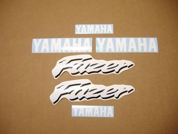 Yamaha Fazer Fzs 600 2001 Decals Stickers Set Kit Replacement Replica Restoration Graphics Reproduction Pegatinas Aufkleber Autocollants Fzs