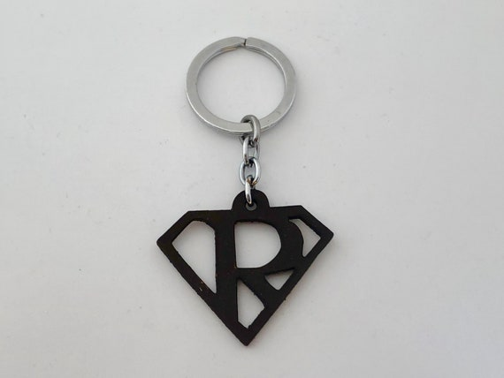 Key Ring For 2 Photos 3 5x5cm Key Pendant Picture Photo Gift
