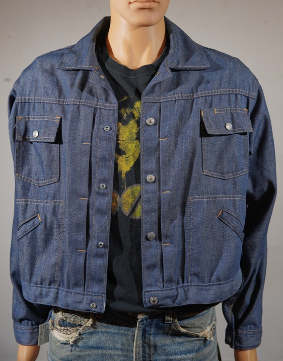 JC Penney Vintage Denim Jacket