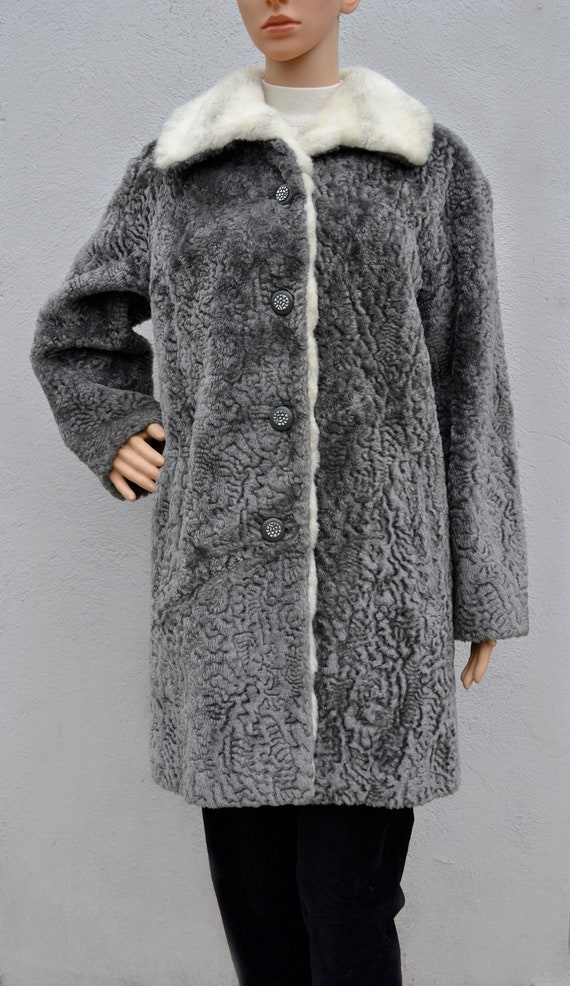 1960's Mod Coat, Large