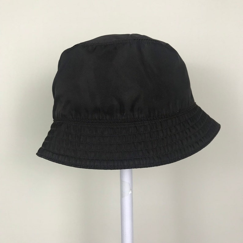 c1f0f9fa07571 Authentic Vintage Prada Bucket hat