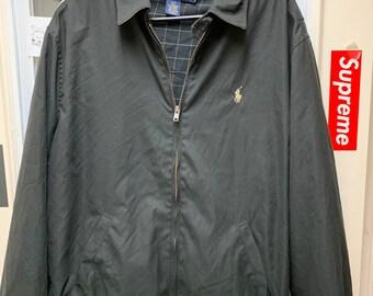 8160411cf752a Preppy golf jacket   Etsy