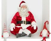 "Santa 6.8x7.9"" Photobox PNG #13"