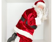 "Santa 8x8"" Photobox PNG #3"