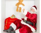 "Santa 8x8"" Photobox PNG #14"