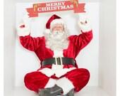 "Santa 8x8"" Photobox PNG #19"