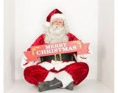 "Santa 8x8"" Photobox PNG #1"