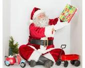 "Santa 8x8"" Photobox PNG #9"