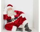 "Santa 8x8"" Photobox PNG #5"