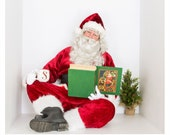 "Santa 8x8"" Photobox PNG #6"