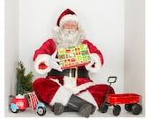 "Santa 8x8"" Photobox PNG #10"