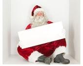 "Santa 8x8"" Photobox PNG"