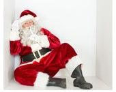 "Santa 8x8"" Photobox PNG #4"