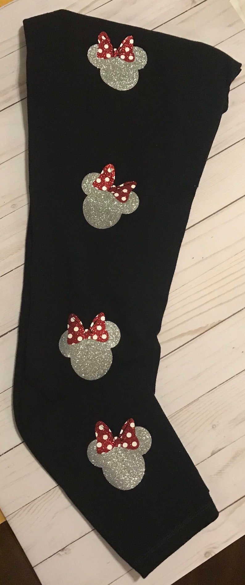 Disney clothing minnie mouse minnie mouse clothing Disney Minnie Mouse leggings disney leggings Toddler leggings disney trips