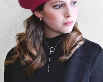 Sansa Stark inspired Lariat Necklace