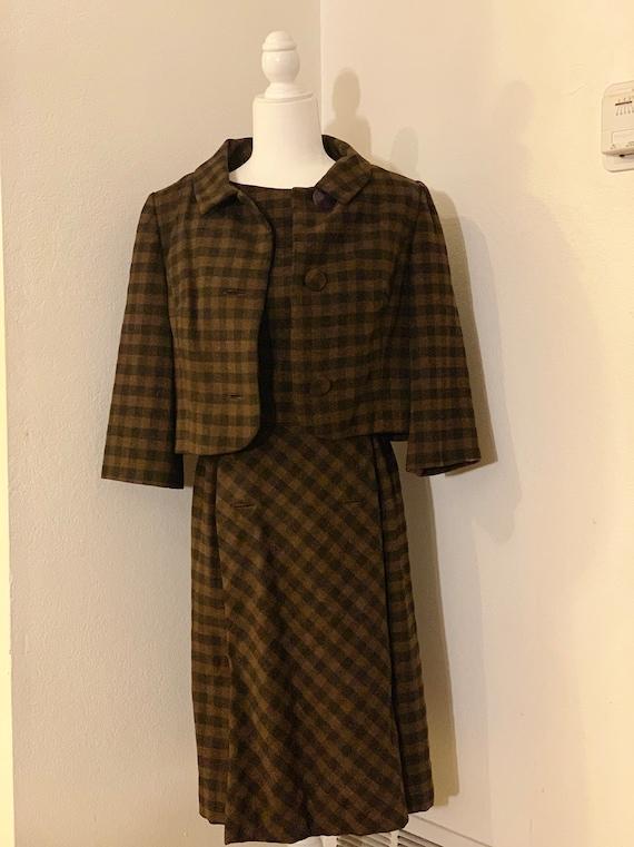 Cute 1960's I Magnin & CO dress - image 1