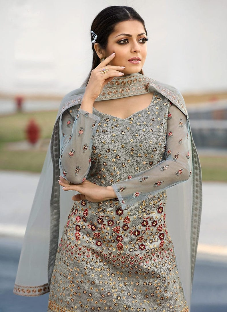 Indian Pakistani Dress Designer Party Wear Formal Luxury Stylish indian salwar kameez Punjabi Suit Kurta