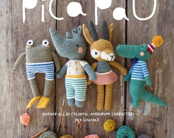 Knit Crochet Design PDF