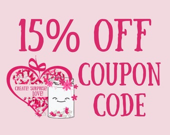 Coupon Code For Discount 15% OFF Coupon Code For First Time Buyer   Join Our Email List   DO NOT purchase this listing   Reed Below