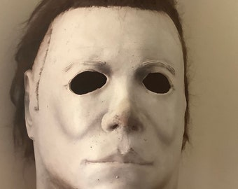 Michael Myers Mask Halloween 1.Michael Myers Mask Etsy