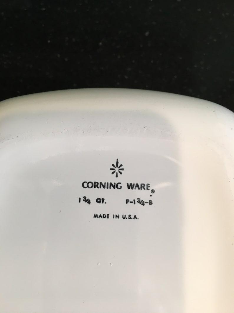 Corning Ware Blue Cornflower 1-34 Quart Casserole with Lid P-1 34-B