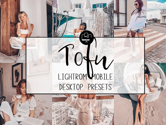Mobile Lightroom Preset TOFU Creamy Tones Lightroom Preset Brown Winter  Preset for Photos Editing Blogger Travel Lifestyle Instagram Warm