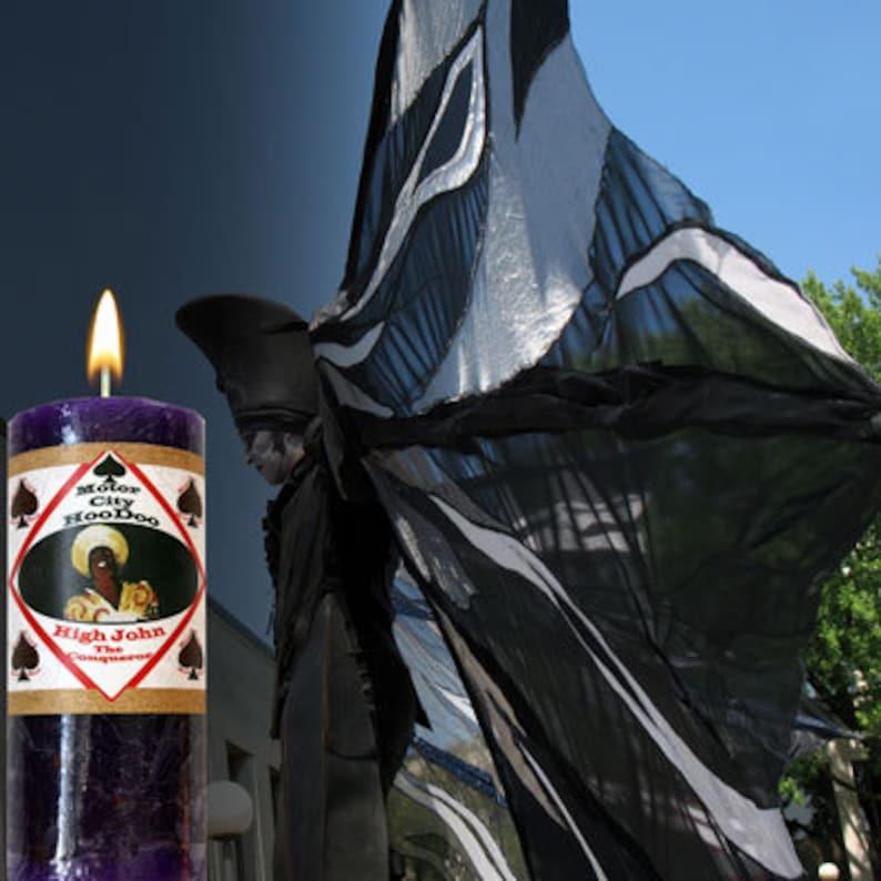 Motor City Hoo Doo Uncrossing Candle