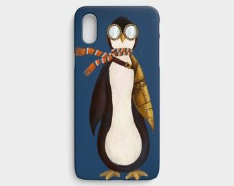Scott the Penguin Phone case
