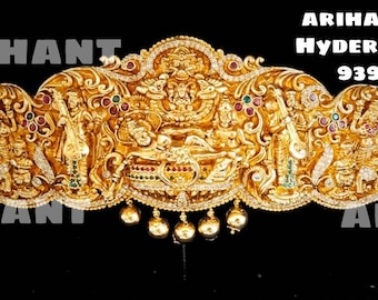 Most beautiful gold finished  vadyanam
