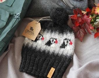 Icelandic pure wool hand dyed with  Rubia tinctorum 01082015-2