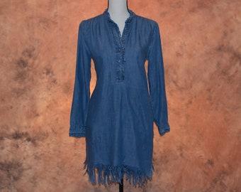 23745781b0b Womens Loft Denim Dress