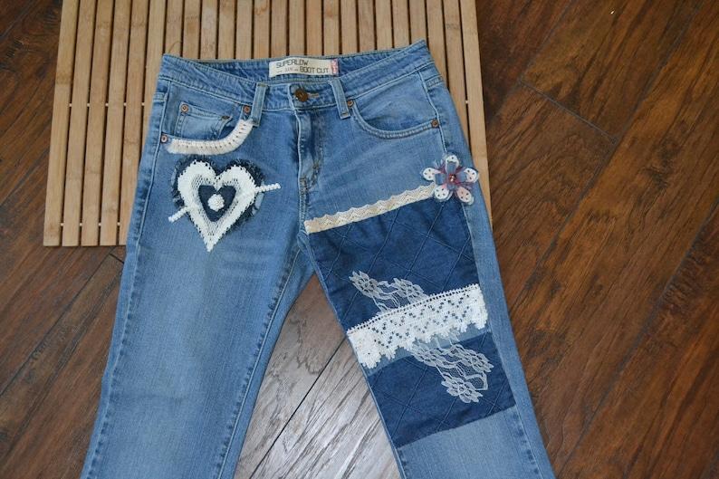 29d886c7997 Levis 518 Bootcut Jeans Custom Levis Jeans Levis With | Etsy