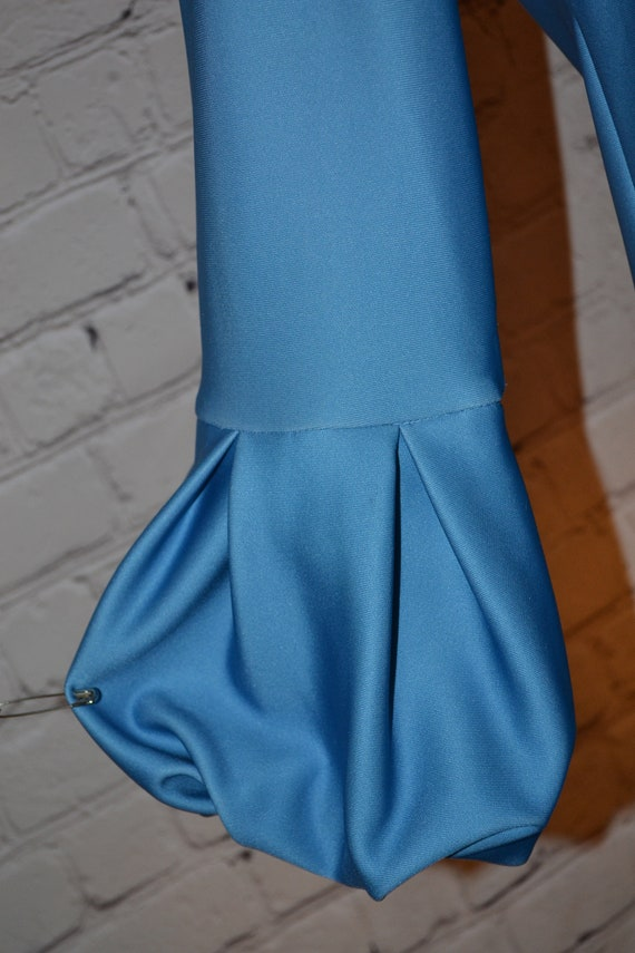New York & Company Vintage 70 - 80s Dress Groovy … - image 5