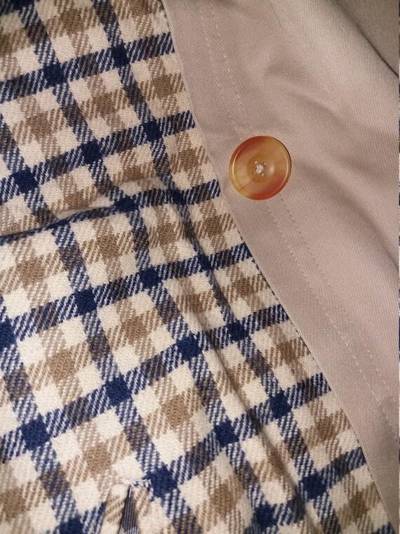Aquascutum Men's trench coat - image 9