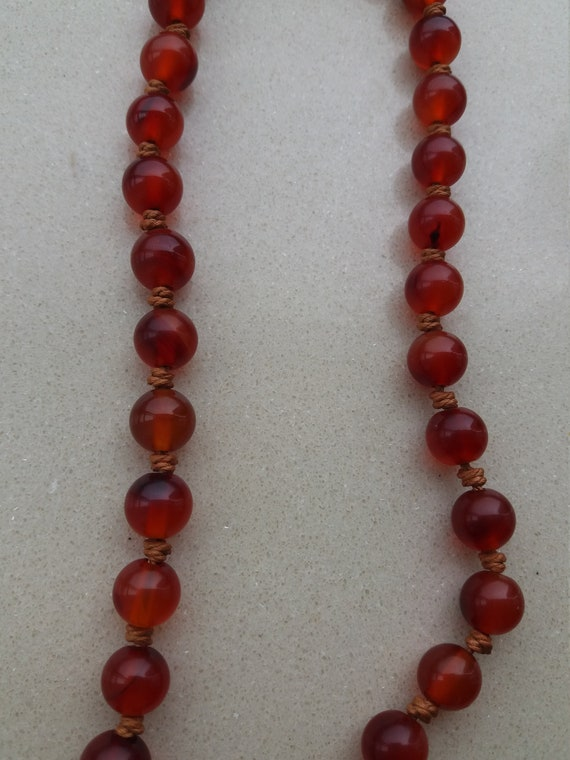 Chinese vintage bead chain