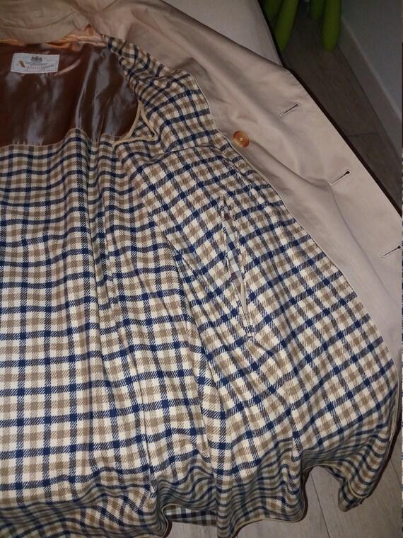 Aquascutum Men's trench coat - image 8