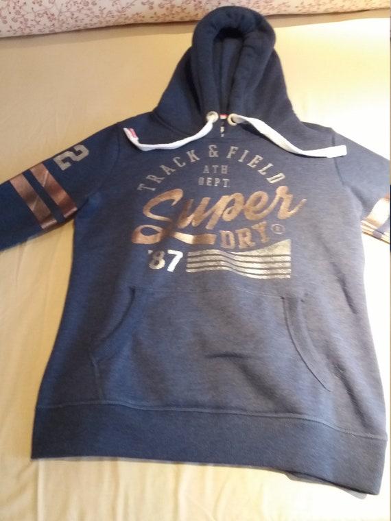 SuperDry ladies hooded jacket