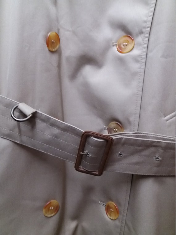 Aquascutum Men's trench coat - image 3