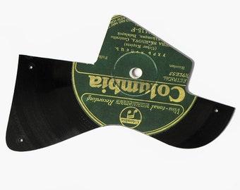 Pickguard for acoustic guitar.
