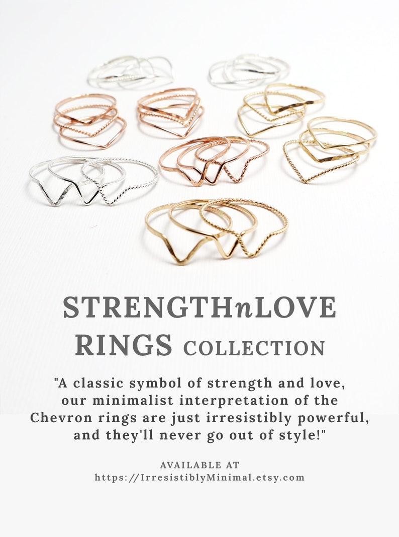 Cute Rings Minimalist Ring Dainty Ring Thin Silver Ring Set Of 3 Delicate Ring Smooth Ring Stacking Rings For Women Tiny Knuckle Ring