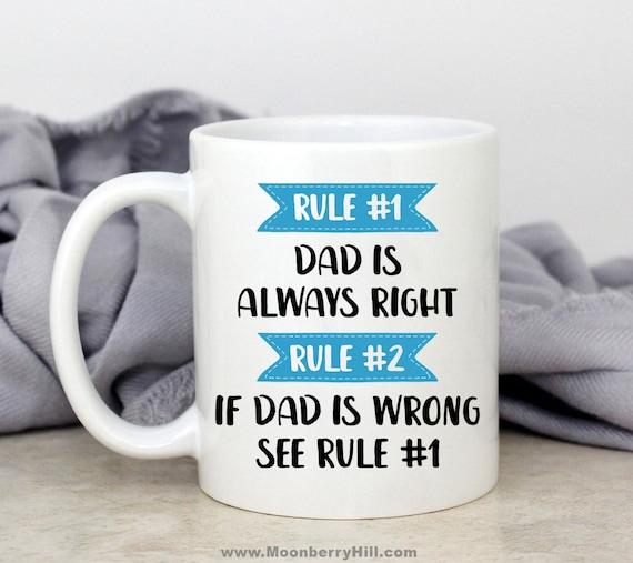Funny Dad Mug Dad Mug Christmas Gift For Dad Fathers Day Etsy