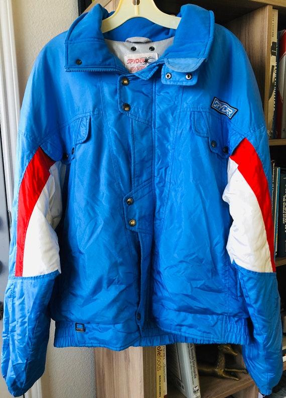 Vintage Spyder Skiing Jacket