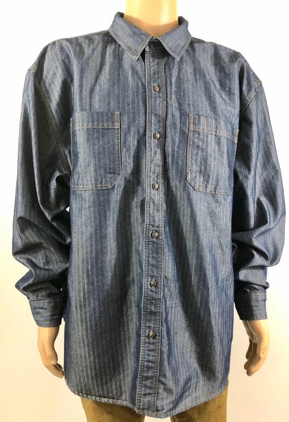 Schmidt Workwear Denim shirt