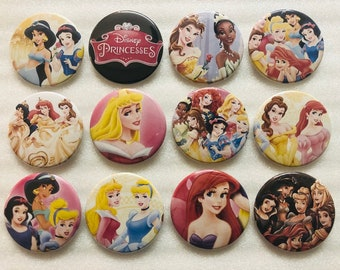 Luggage & Bags High Quality Novelty 45pcs Inside Out 30mm Diameter,buttons Pins Badges Cartoon Round Badges For Kids Gifts Bags Accessories