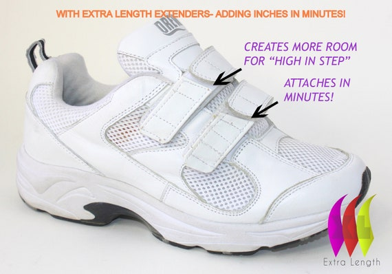 Shoe Straps Extenders Easily Add Length