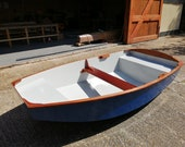 Wooden Pram Dinghy/Tender