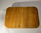 Iroko Chopping Board
