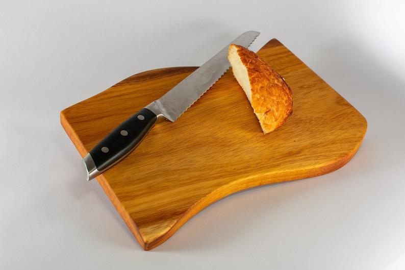Iroko Chopping Board image 0