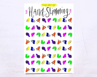 The Art Of Stimming >> Stimming Etsy